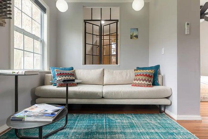 Modern Cottage Durham Airbnb