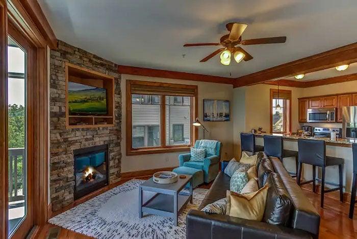 New Upscale Condo Airbnbs in Boone