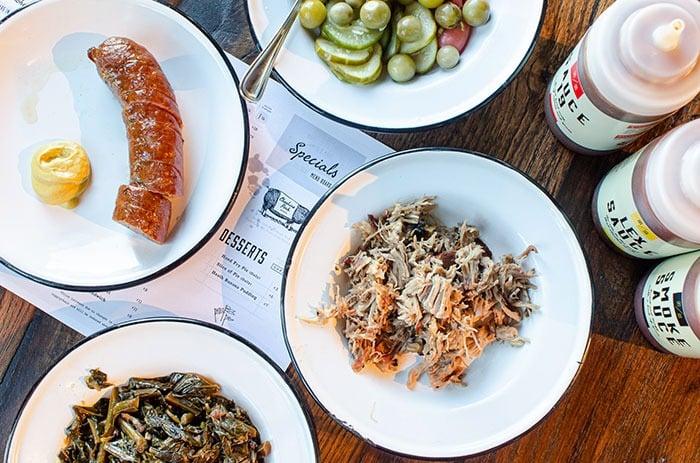Noble Smoke Charlotte restaurants