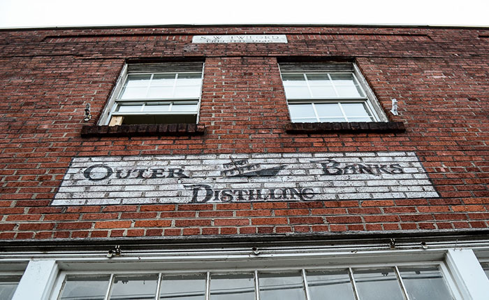 Outer Banks Distilling Building