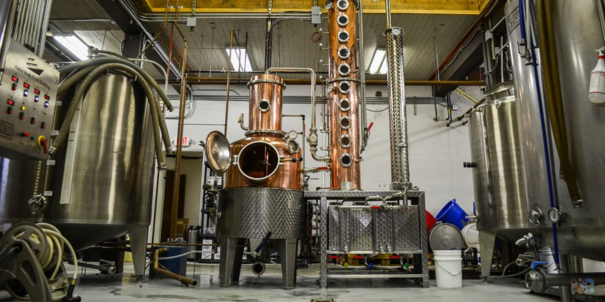 Outer Banks Distilling in Manteo produces amazing spirits that serve as a tasty homage to OBX rum history.