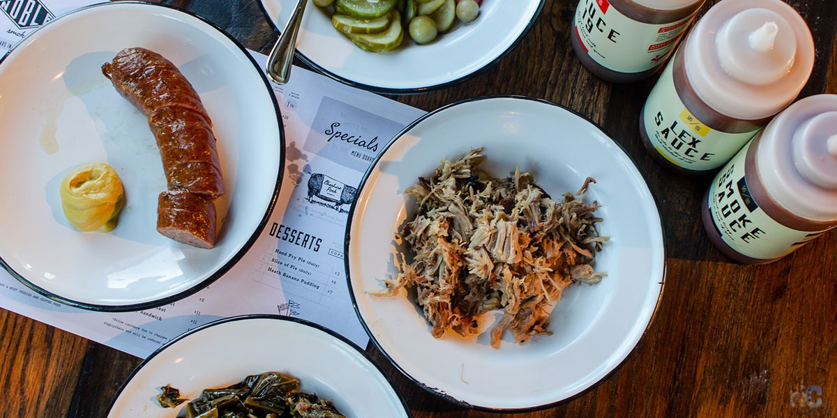 These are some of the best restaurants in Charlotte, whether you're looking for something healthy or some of those classic southern dishes.