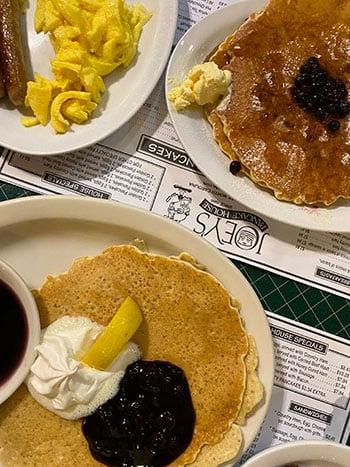 Restaurants in Maggie Valley NC Joeys Pancake House