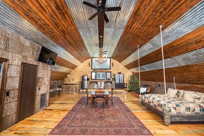 Starry Night Airbnb in Boone