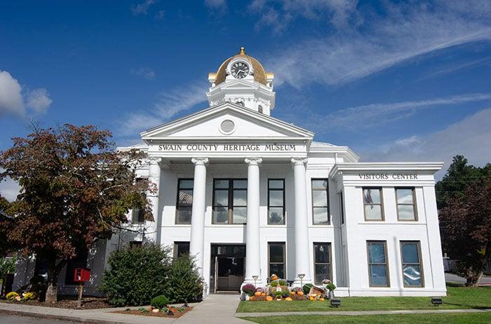 Swain County Heritage Museum Bryson City NC