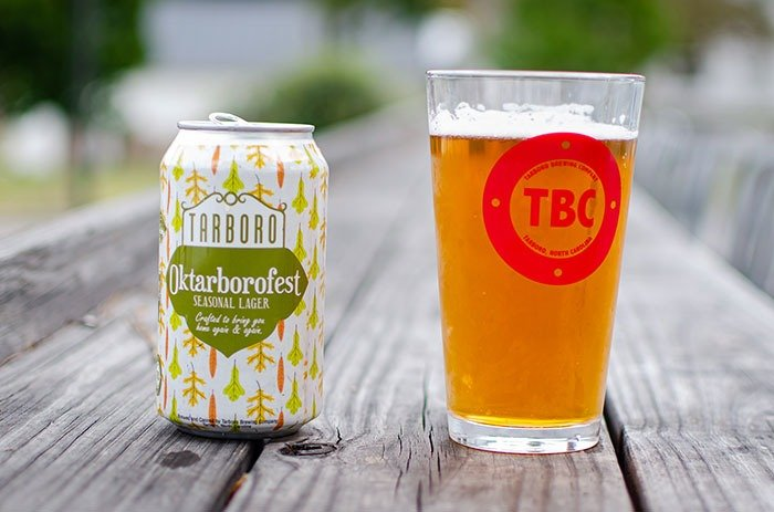 TBC West Brewery in Rocky Mount Mills