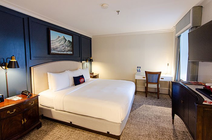 The Dunhill Hotel Uptown Charlotte room