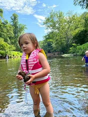 things to do with kids in Durham NC Eno River