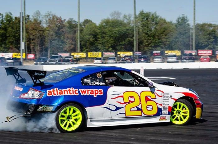 Central North Carolina Concord Charlotte Motor Speedway
