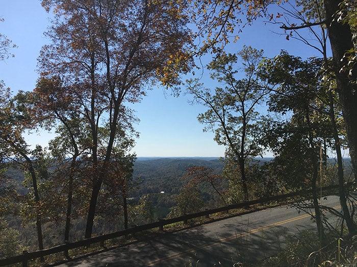 Central North Carolina Morrow Mountain State Park