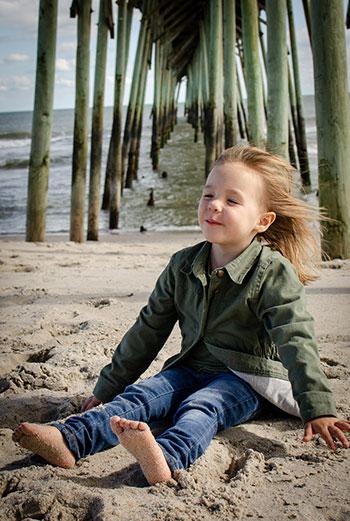 Charlotte at Kure Beach