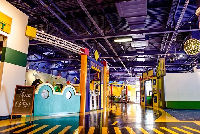 Greensboro Childrens Museum things to do with kids in Greensboro NC