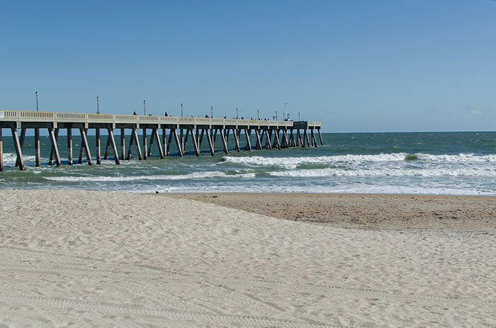 Johnnie Mercer Pier things to do in Wilmington