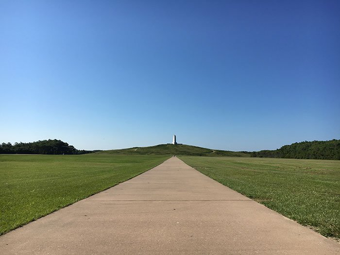 Outer Banks Facts Wright Brothers National Memorial