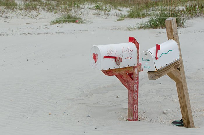 Wrighstville Beach mailbox things to do in Wilmington