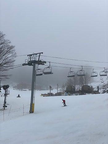 Beech Mountain Ski resorts in NC
