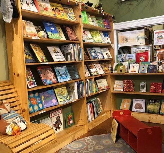 Bookstores in North Carolina Scuppernong Greensboro