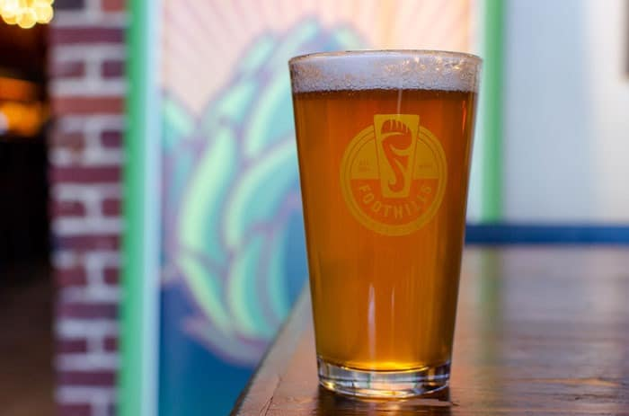 Foothills is the biggest name of the breweries in Winston-Salem, for some pretty tasty reasons!