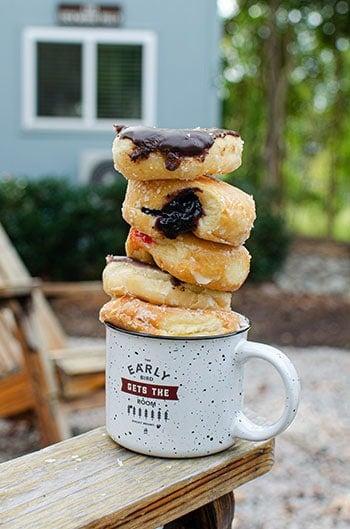 Restaurants in Rocky Mount Annes Donuts