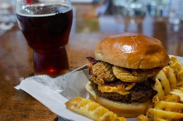 Restaurants in Rocky Mount Barley and Burger