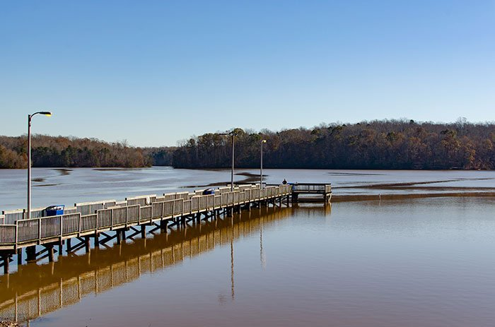 Salem Lake outdoor things to do in Winston Salem
