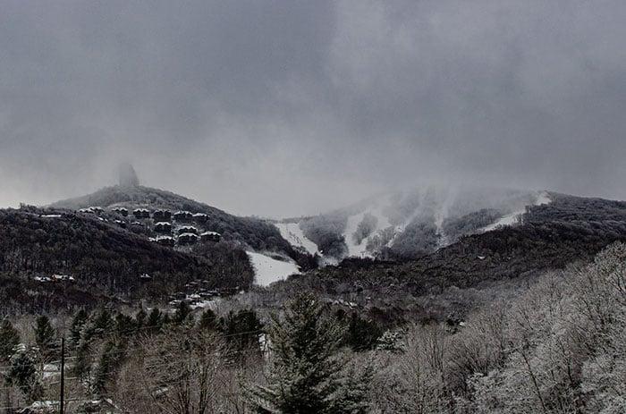 Sugar Mountain ski resorts in NC