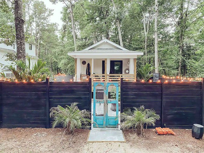 Tiny Houses in North Carolina Saltwood Cottage Outer Banks Tiny Beach House