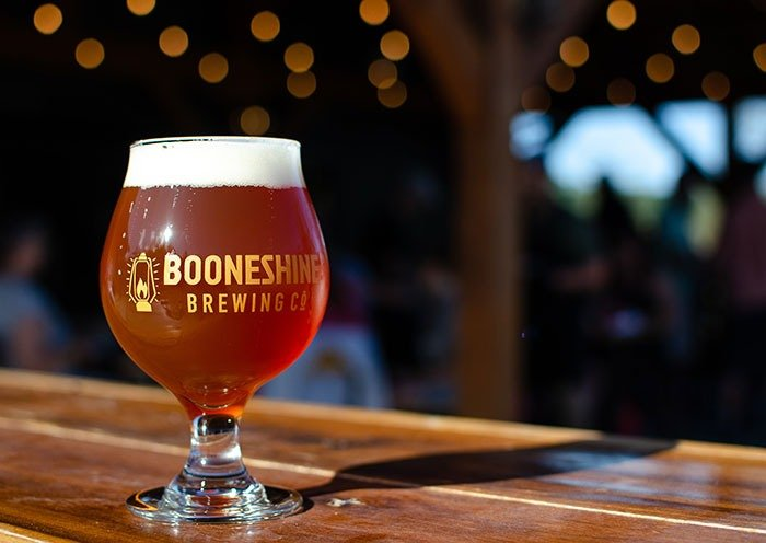 Western North Carolina Booneshine Brewing Boone