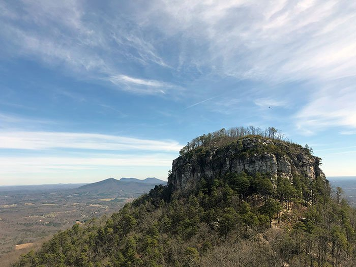 Western North Carolina Pilot Mountain State Park