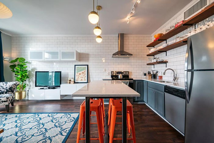 Airbnbs in Wilmington Haus of Style Photo Courtesy of Airbnb