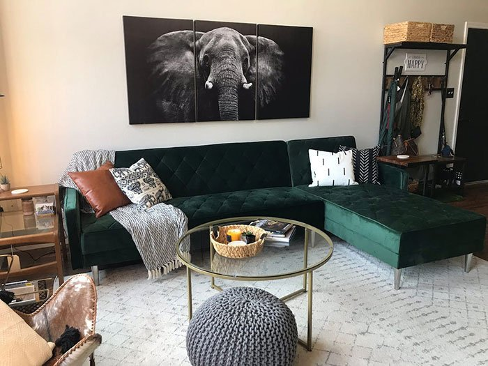 Airbnbs in Wilmington Hip Loft in Historic Downtown Wilmington Photo Courtesy of Airbnb