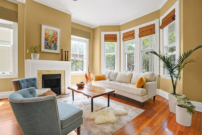 Airbnbs in Wilmington Historic District Home Photo Courtesy of Airbnb