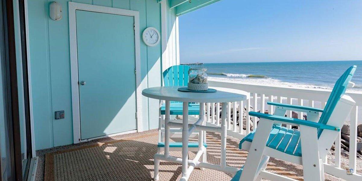 We think these Airbnbs in Wilmington are the perfect place for you to make the most out of your beach vacation!