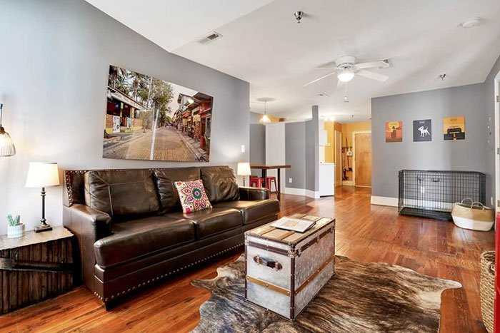 Airbnbs in Wilmington Recondo Wilmington Photo Courtesy of Airbnb