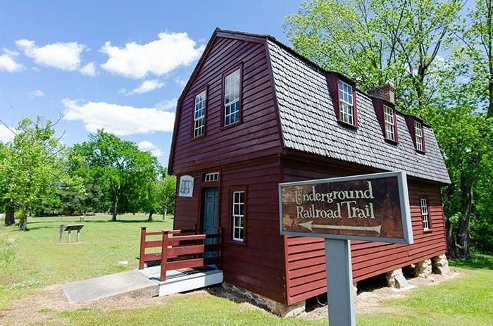 Black History in North Carolina Halifax Underground Railroad Trail