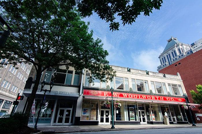 Black History in North Carolina International Civil Rights Center Greensboro