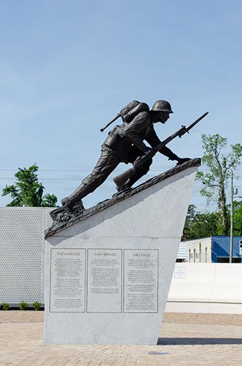 Black History in North Carolina Montford Memorial