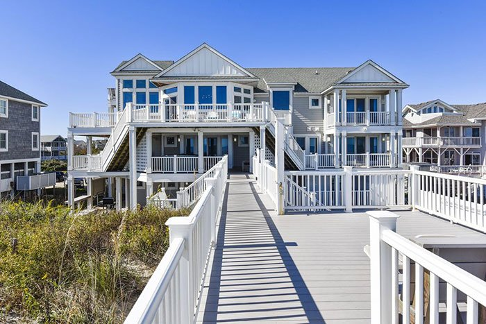 Corolla outer banks vacation rentals Image Courtesy of VRBO