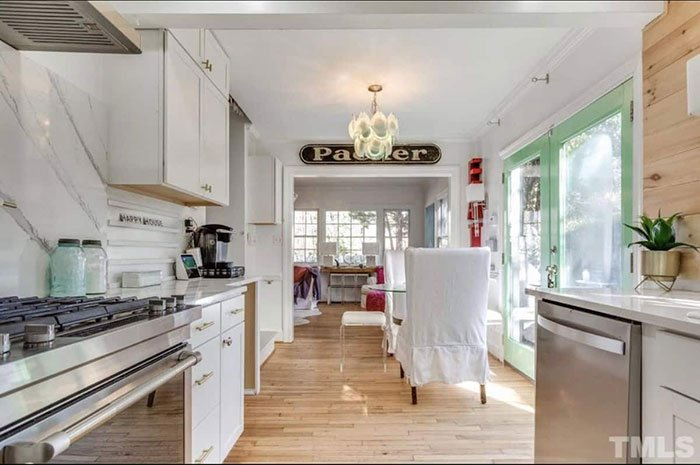 Heart of the City Raleigh Airbnb
