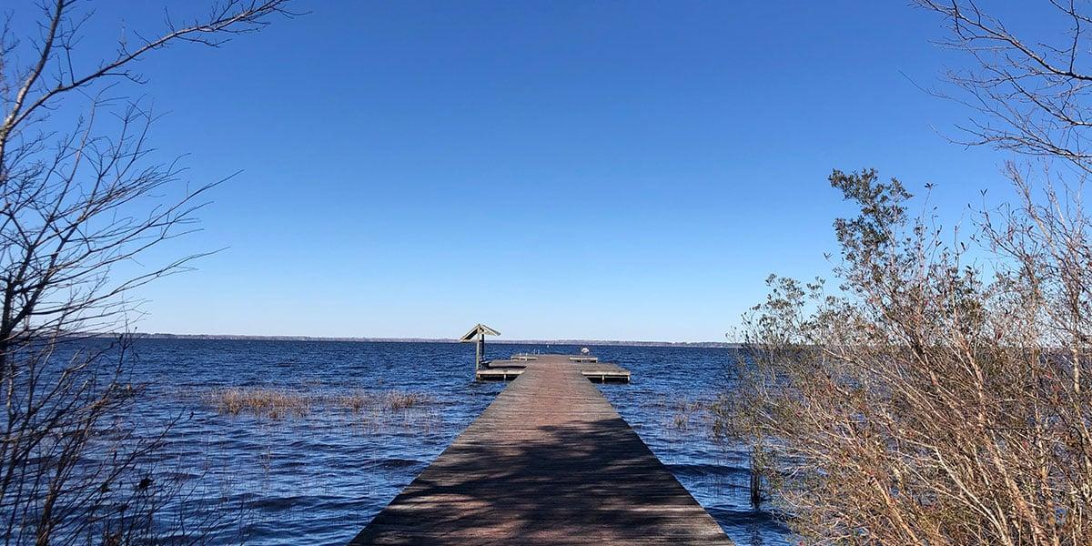 Lake Waccamaw State Park North Carolina