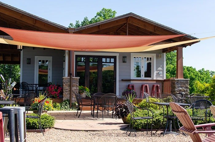 Silver Fork NC Wineries