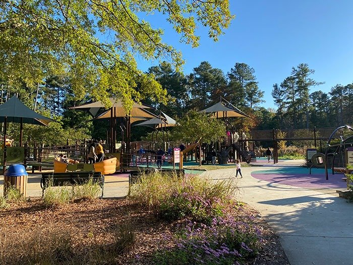 Things to Do with Kids in Raleigh Sassafras All Childrens Playground