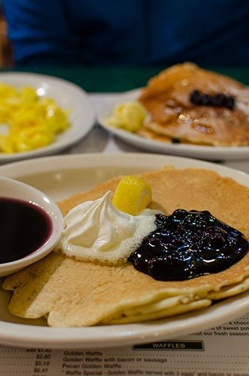Weekend Getaways in North Carolina Maggie Valley Joeys Pancake House