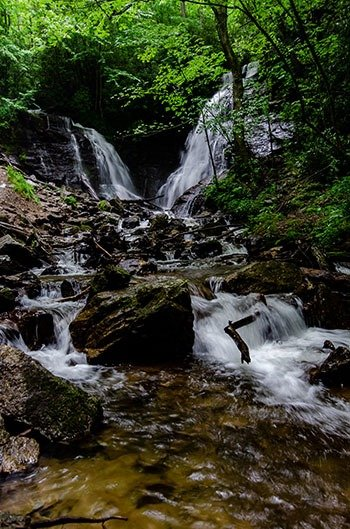 Weekend Getaways in North Carolina Soco Falls Maggie Valley