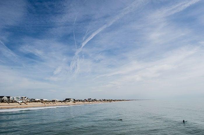 Weekend Getaways in North Carolina Topsail Beach