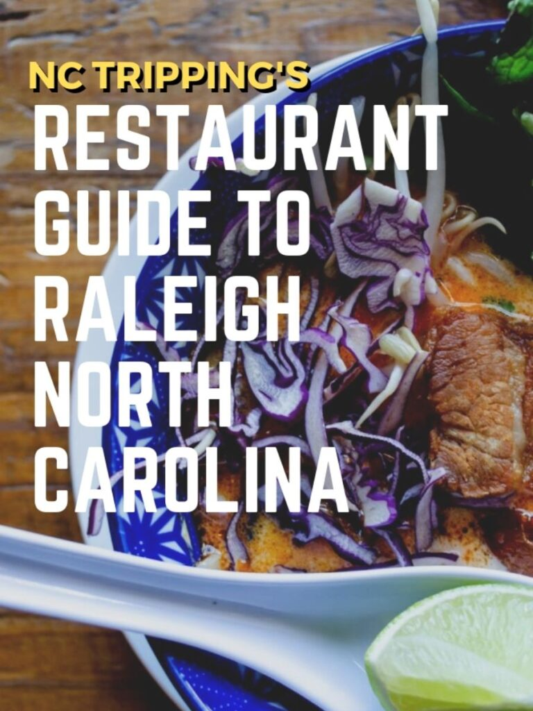 raleigh RESTAURANT story cover
