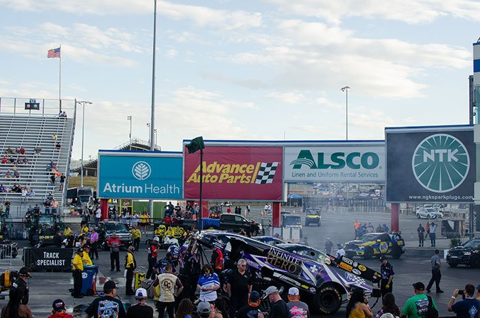 Day Trips from Greensboro NC Charlotte Motor Speedway