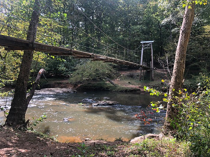 Day Trips from Greensboro NC Eno River State Park Durham