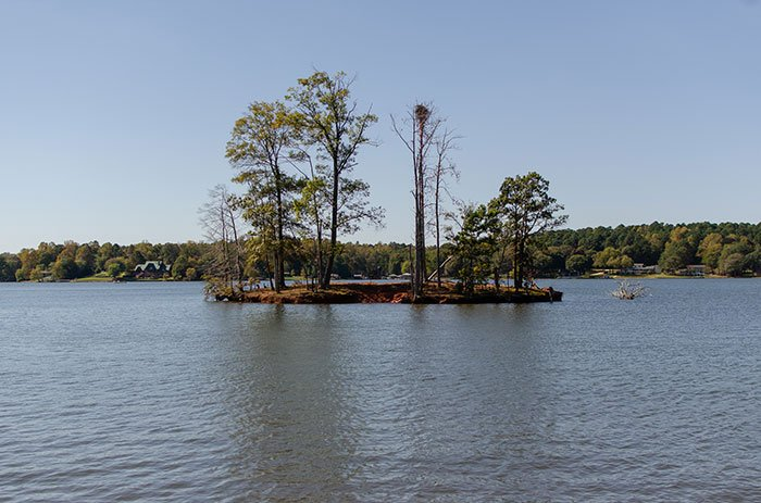 Day Trips from Greensboro NC Lake Norman State Park