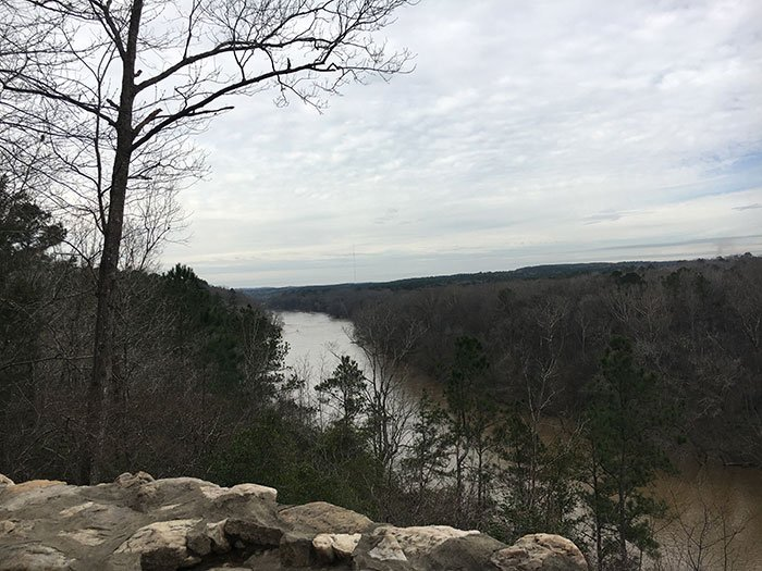 Day Trips from Greensboro NC Raven Rock State Park